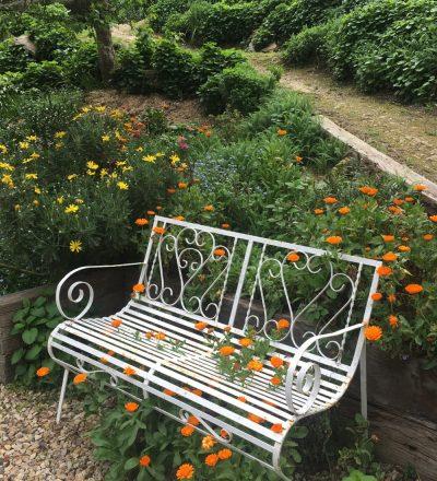 Continental House Garden